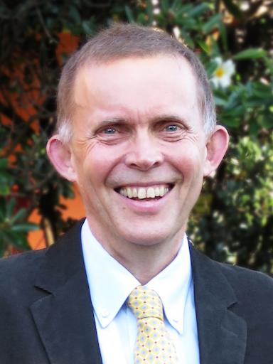 Rev Stuart Coulton